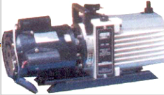 Air Cooled Double Stage (Rotary High Vacuum Pumps)