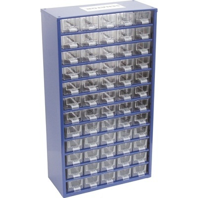 Senator 60 Drawer Small Parts Storage Cabinet At Rs 5244