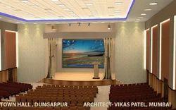 AUDITORIUM Auditorim Interior Work
