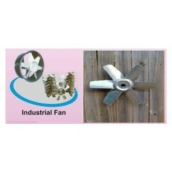 Aluminum Industrial Fan Blade