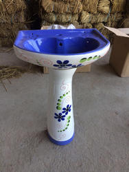 Pedestal Washbasin