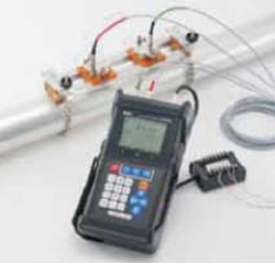 Ultrasonic Clamp Flow Meter