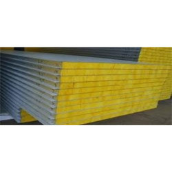 PUF Panels - PUF Sandwich Panels Manufacturer from Greater Noida