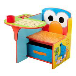 Donald Duck Shaped Pre-School's Kids Desk
