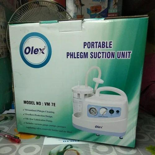 Olex Portable Suction