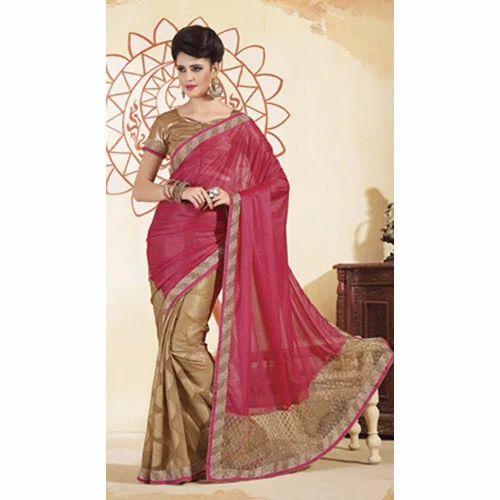 4a9ccdb94c0 Roshini - Fancy Designer Saree Exporter from New Delhi