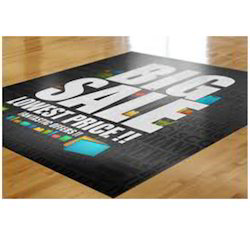 Indoor Floor Graphics Service