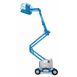 Straight Boom Lift Services