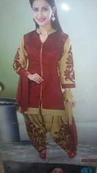 Readymade Patiyala Salwar Kameez