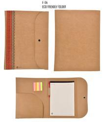 Corporate Eco Friendly A4 Size Folder