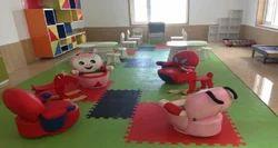 Kids Classroom Flooring