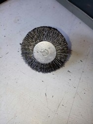 Ms Spindle Circular Wire Brush