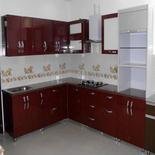 Acrylic Kitchen Cupboard Shutter at Rs 80000 /unit | Preet Vihar ...