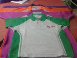 Boys Summer School Group Colour T Shirt, Size: Medium