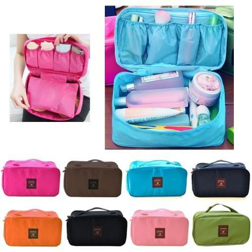 15fbf2681490 Multipurpose Lingerie Baby Travel Bag Organizer