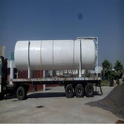 Hydrogen Gas Storage Tanks