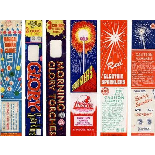 Fireworks Packaging Box