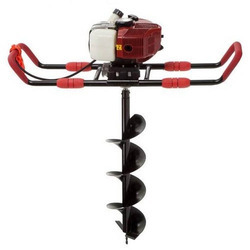 Petrol Operated Soil Auger
