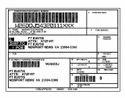 Cargo Label