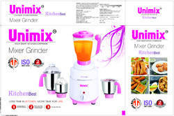 Electric 4 Jar Mixer Grinder
