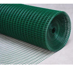 Green Color Coated Welded Mesh