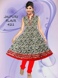 Cotton Anarkali Ladies Kurti