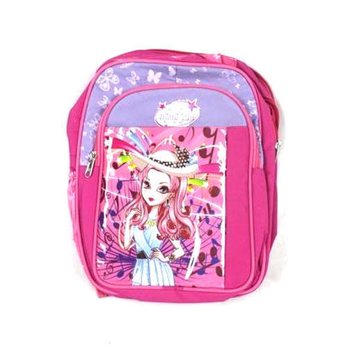 Multicolor Designer Kids School Bag
