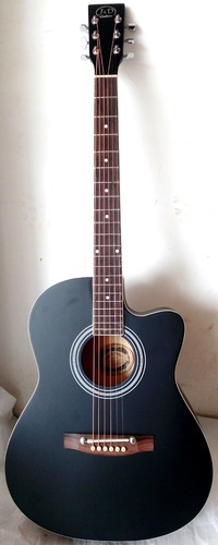 Brand New J D Guitar In Black Color At Rs 6200 Piece Acoustic