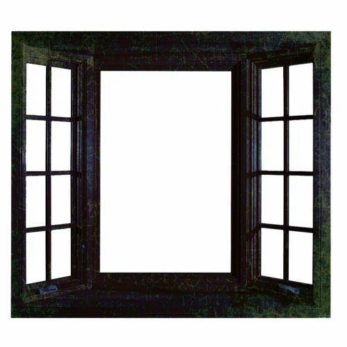 Rectangular Decorative Window Frame
