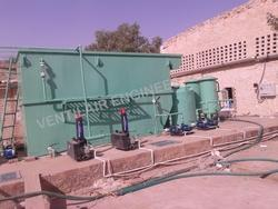 150KLD Effluent Water Treatment Plant