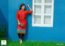 Designer cotton lowest range kurti