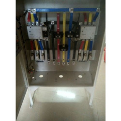 Three Phase Electric Control Panel, IP Rating: IP55