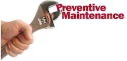 Preventive And Breakdown (AMC) Maintenance Of Machines