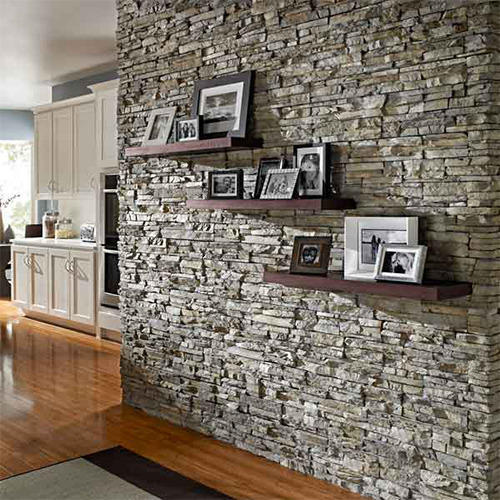 Indian Stone Wall Panels at Rs 4000/square feet | Stone ...