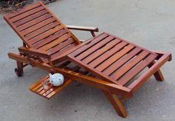 wooden beach chair - manufacturers & suppliers of lakdi ki beach kursi