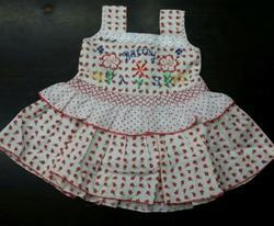 Artistic Baby Frock