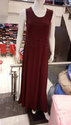 Maroon Ladies Dress