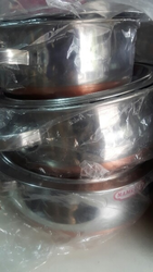 Steel Small Bowls