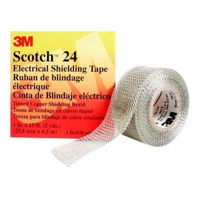 Buy Any Quantity Scotch 3M Electrical Shielding Tape # 24 Tape  1 Inch x 15 Feet