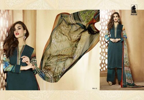 bac785205f Pashmina Suits - View Specifications & Details of Pashmina Suit by ...