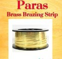 Brass Welding Brazing Strip