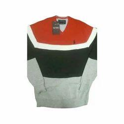 Stylish Cotton Men's Pullover