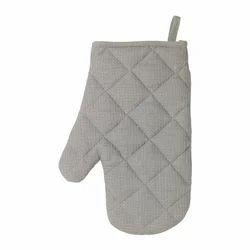 Plain Unisex Kitchen Cooking Gloves