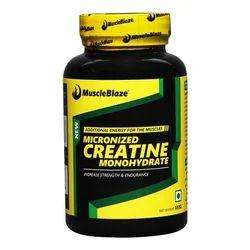 Micronized Creatine MuscleBlaze 100 Gram
