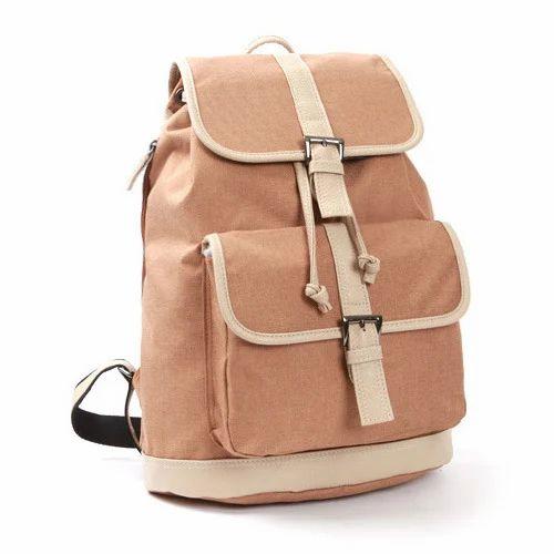 Multicolor Polyester Trendy Backpack Bag cec5f0b9507c1