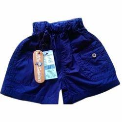 Boys Blue Kids Denim Shorts