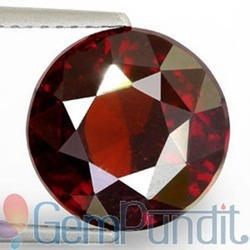 7.06 Carats Hessonite