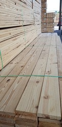 Southern Yellow Pine Lumber, Thickness: 75 inch