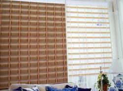 Triple Shade Window Blinds