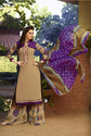 Bollywood Georgette Salwar Kameez